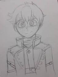 Oscar (sketch) by Legend-Mystery