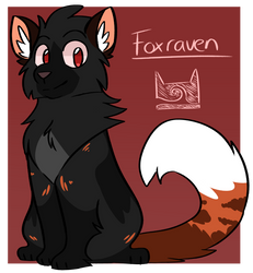 Foxraven by Legend-Mystery