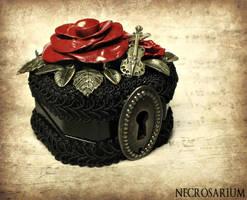 Rosarium Ring Box 8 by Necrosarium