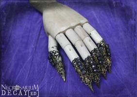Decayed Claws by Necrosarium