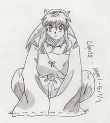 Inuyasha by Chyna-Angel-Girl