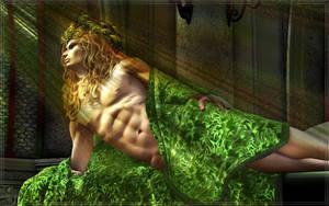 Elven King by Sshodan