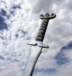 Excalibur  by HellfireForge