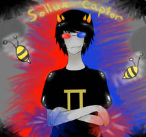 Sollux Captor by Lolalilacs