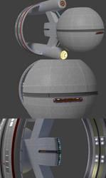 USS Alliance Wip 5 by Fennius