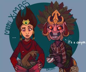Secret Santa by Baygel