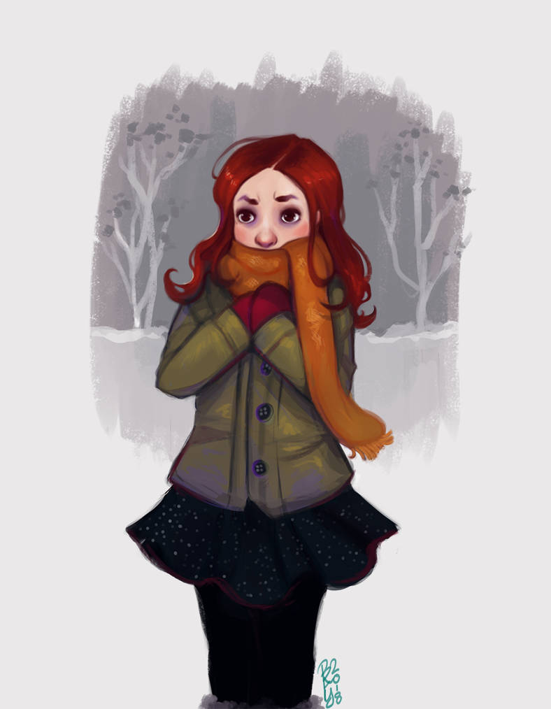 Cold by Baygel
