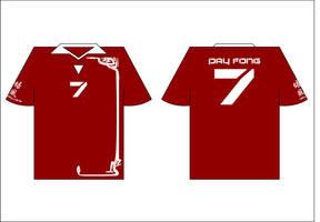 Football uniform-version 1 by Rei-pash