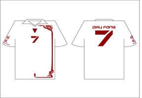 Football uniform-version 2 by Rei-pash