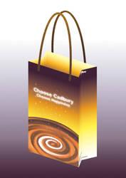 Cadbury paperbag by Rei-pash