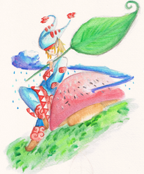 Rain Fairy by RadicalKoji