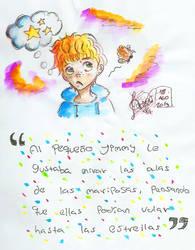 Little Jimmy [Summer Scketches] by RadicalKoji