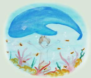 Deep Blue by RadicalKoji