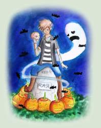 Frankie - Halloween 2013 by RadicalKoji