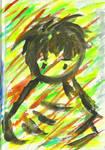 [365 Challenge] Sketchbook Cover by RadicalKoji