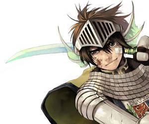 Ragnarok Online 'Knight' by grandyoukan
