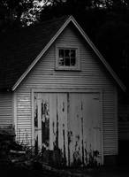 Rustic Barn by nfcdakota