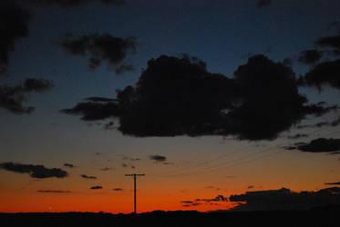 Sunset XIV by Blacksand459
