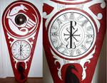 Chi Rho norman shield by Errance