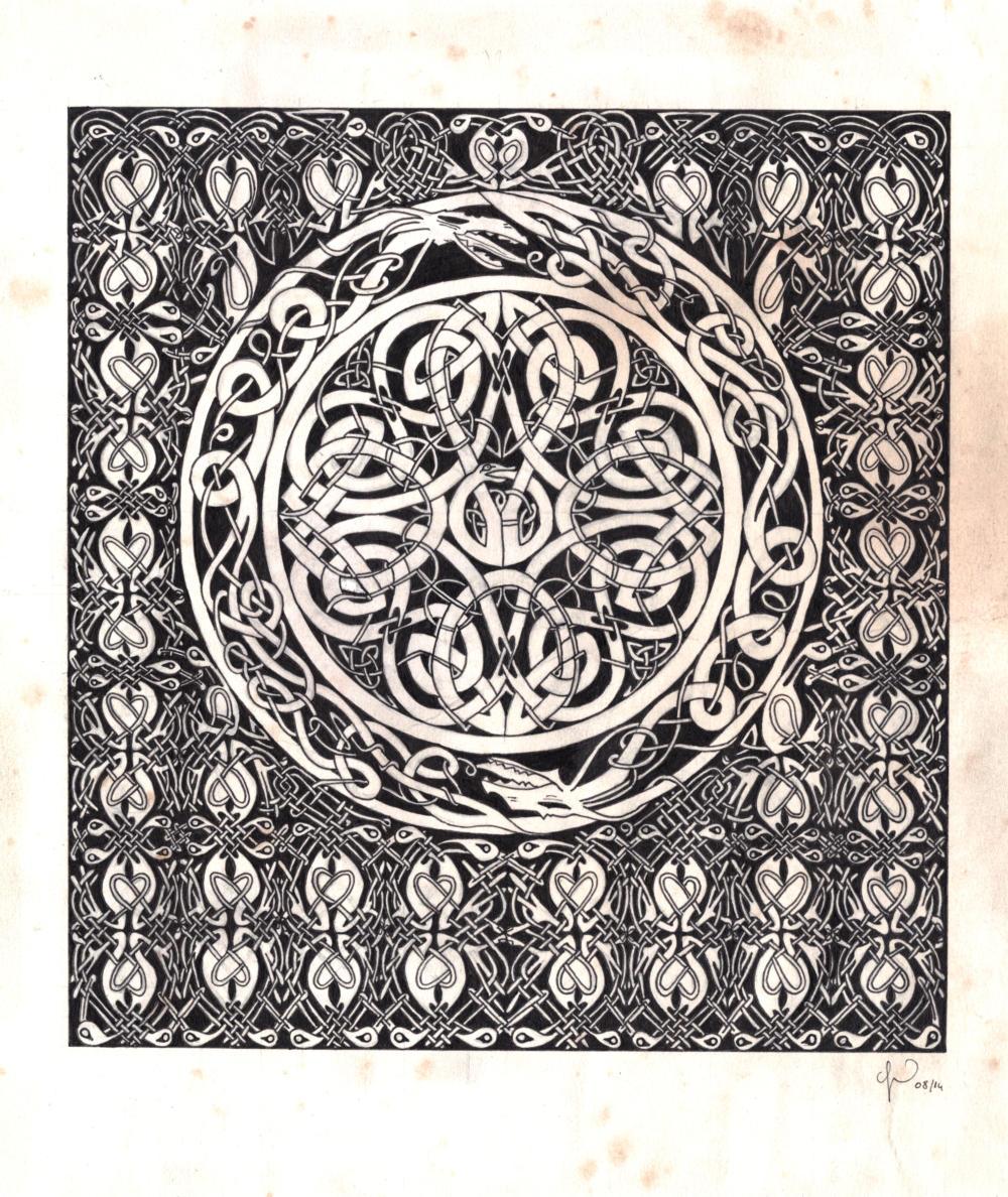 Ouroboros by Errance