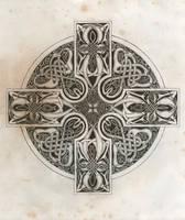 Zoomorphic Cross by Errance