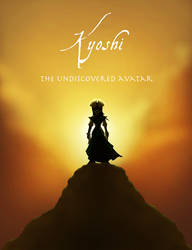 Kyoshi - The Undiscovered Avatar page 4 / cover by Amirai