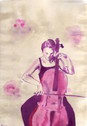cello by moire
