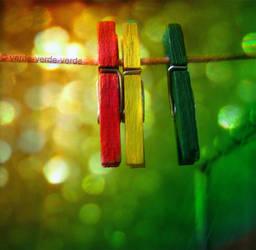 Rasta colors by verde-verde-verde