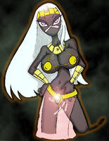 Martian Queen By DarthZemog by CrazyCowProductions