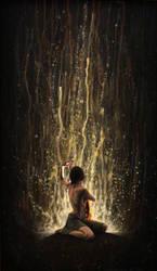 Light in darkness by Tiliantti