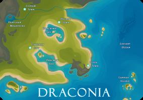 Seagons: Draconia by Ponkochi