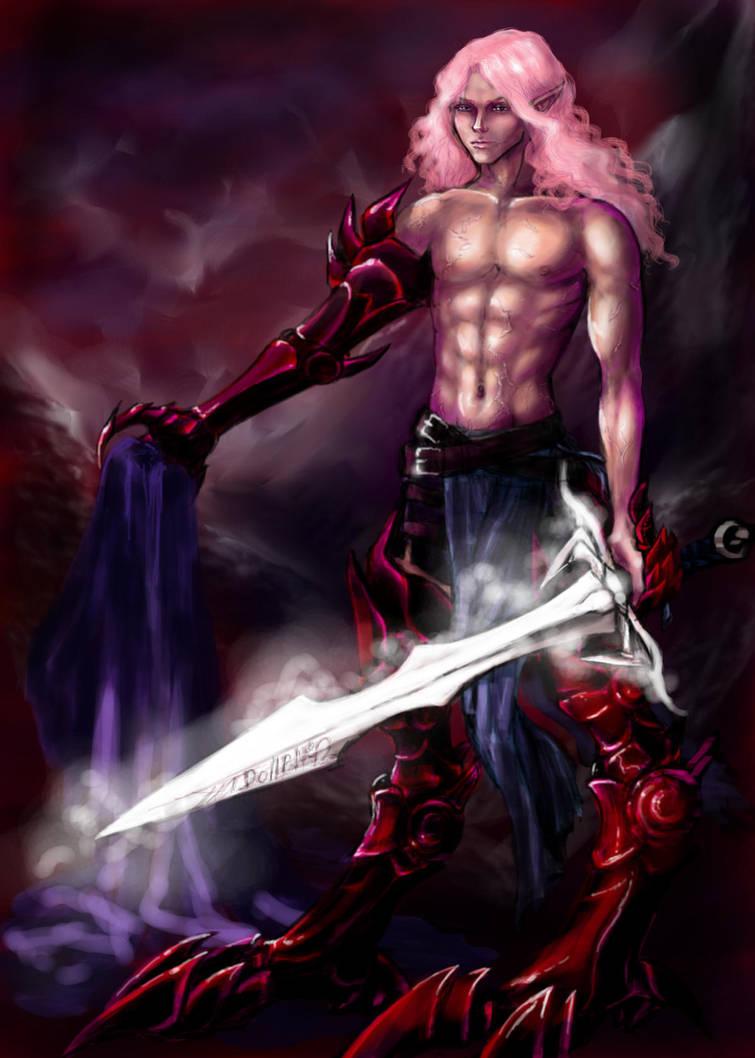 Kalyesin's Chronicle - Mage Hunter by DarionDamage