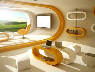 Modern render futurist concept by PePzX