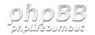 phpBB Logo Type by dakinquelia
