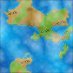 World Map V2 by dakinquelia