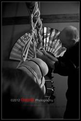 Black n Whites n Rope with Esinem by ChargeUK