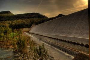 Tallowa Dam1 by RichardjJones