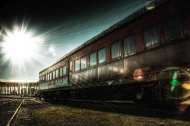 Rail2 by RichardjJones