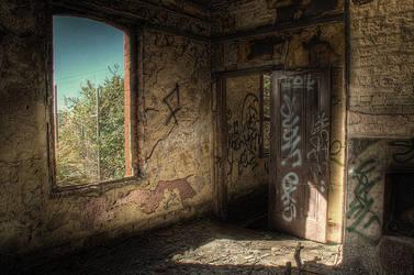 Station Masters House1 by RichardjJones