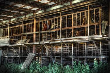 Cabions Steel Yard3 by RichardjJones