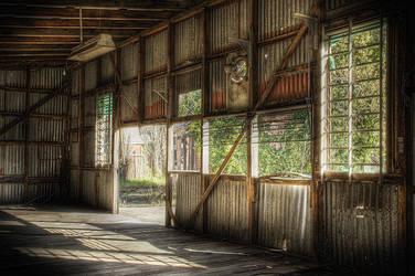 Cabions Steel Yard4 by RichardjJones