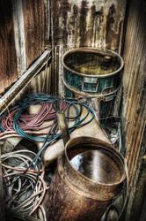 Cabions Steel Yard6 by RichardjJones