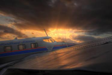 de Havilland Beaver by RichardjJones