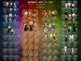 Harry Potter Collab FOREVER OPEN by silver-gaze
