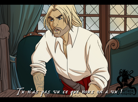 Ch 3 part 1 -  Le poids du secret by Amarna