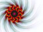 Pinwheel Gnarl by Virginia-Fred