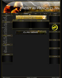 template 4 rest in peace clan by sizox on deviantart