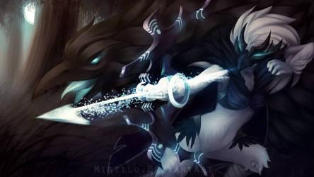 Ravenborn Kindred by Mirtilo
