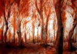 Autumn Gathering by FeralFungus