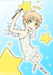 :APH: Britannia Angel by s-a-n-d-y